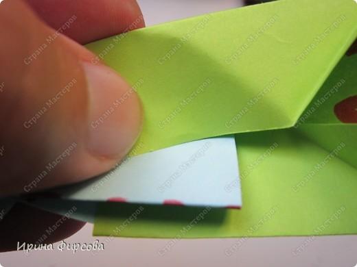 Радужная пружинка СЛИНКИ оригами))) фото 41