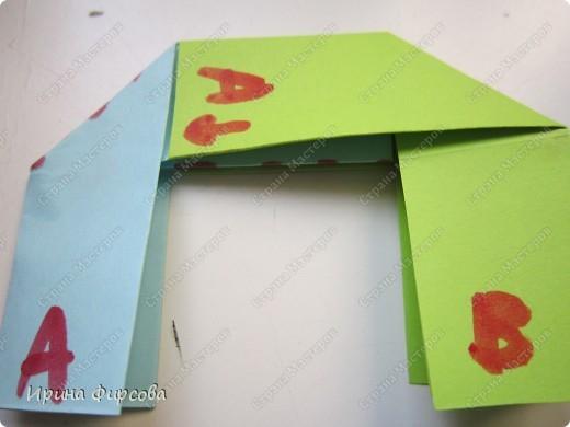 Радужная пружинка СЛИНКИ оригами))) фото 45