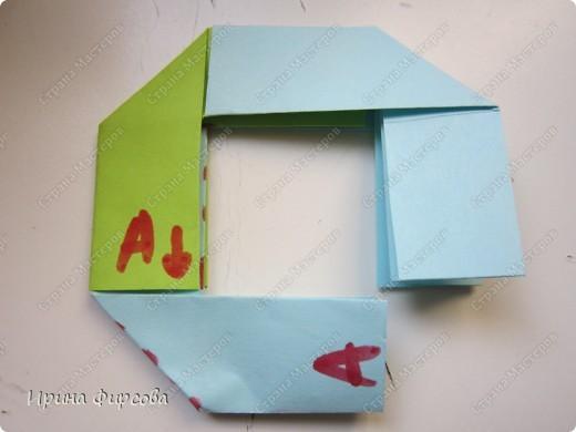 Радужная пружинка СЛИНКИ оригами))) фото 47