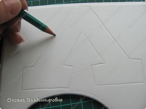 Мастер-класс Вырезание МК из потолочной плитки  фото 6