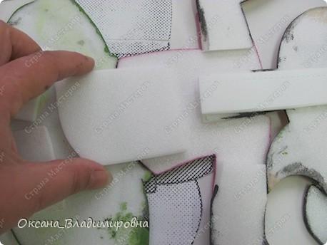 Мастер-класс Вырезание МК из потолочной плитки  фото 27