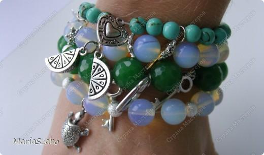 Натуральные камни для браслетов своими руками
