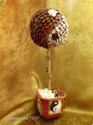кофейный инь янь фото 1