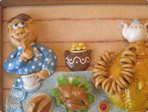 Доброго времени суток, дорогие мои девчёночки! А я сегодня с чаепитием!!! Приглашаю всех на сытный чаёк, с разными вкусностями! Приятного аппетита!!!!! фото 3