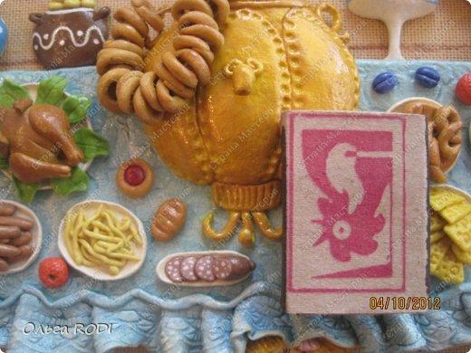 Доброго времени суток, дорогие мои девчёночки! А я сегодня с чаепитием!!! Приглашаю всех на сытный чаёк, с разными вкусностями! Приятного аппетита!!!!! фото 10