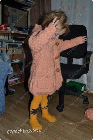 пальтишко для лапочки-дочки фото 1