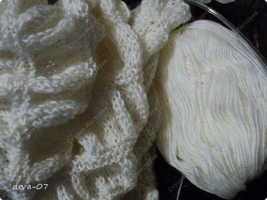 шапчонка плюс шарфик фото 2