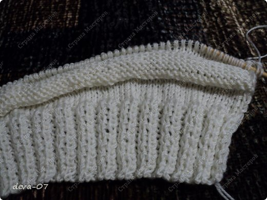 шапчонка плюс шарфик фото 11