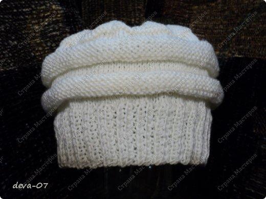 шапчонка плюс шарфик фото 14