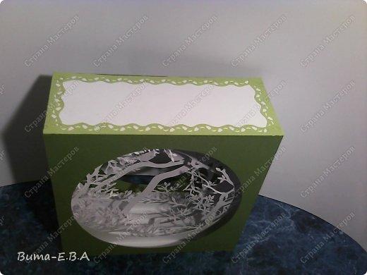 Поделка изделие День рождения Бумажный туннель Вырезание Птичий концерт  Бумага Клей фото 17