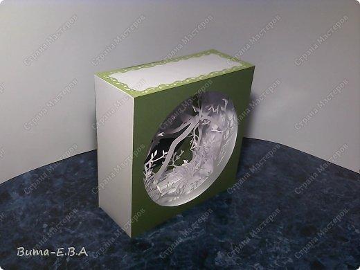 Поделка изделие День рождения Бумажный туннель Вырезание Птичий концерт  Бумага Клей фото 18