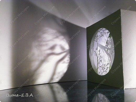 Поделка изделие День рождения Бумажный туннель Вырезание Птичий концерт  Бумага Клей фото 19