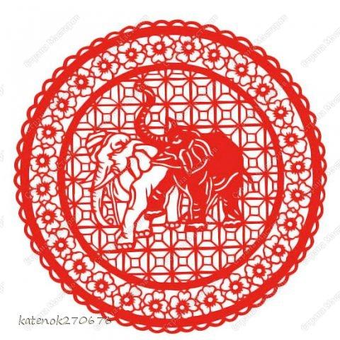 Слон как символ олицетворяет мудрость, силу и благоразумие. Он служит в Индии, Китае и Африке эмблемой царской власти и символизирует качества, необходимые для хорошего правителя - достоинство, проницательность, интеллект, терпение, а также верность, миролюбие, долголетие, процветание, счастье.  В Древней Индии слон - символ священной мудрости, царского достоинства, непобедимой мощи и благоразумия.  В буддизме слон - наиболее почитаемое священное животное, символ духовного знания и стабильности. Белый слон -  символ сострадания, любви, доброты и благоразумия.  У китайцев слон олицетворяет силу, осмотрительность, проницательность, энергию, верховную власть, а также символизирует долголетие, преодоление смерти.  В греко-римской традиции слон является эмблемой мудрости. В представлениях древних римлян слон ассоциировался с победой, а также означал долголетие, бессмертие, победу над смертью.  ( с просторов интернета)  фото 6