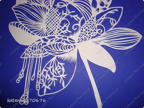 Всем доброго времени суток! Хочу всем Мастерицам Страны мастеров подарить этот цветок в знак благодарности за внимание и тепло, которые Вы дарите всем кто заглядывает на страницы сайта Страна Мастеров. Желаю всем творческих успехов!!!!! фото 5