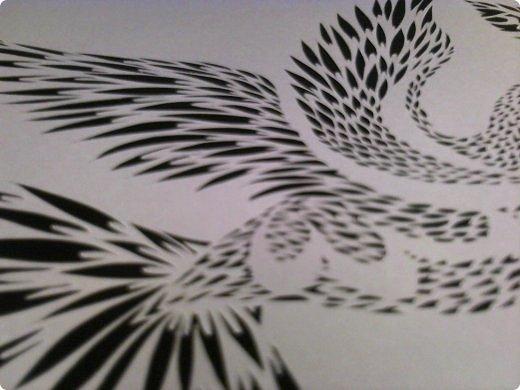 Здравствуйте мои дорогие!!!!! Хочу показать вам еще одну прелестную пташку из работ Lois Corderlia.  Когда я ее увидела, сразу загорелась желанием ее вырезать...  фото 3