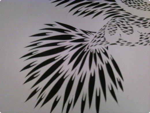 Здравствуйте мои дорогие!!!!! Хочу показать вам еще одну прелестную пташку из работ Lois Corderlia.  Когда я ее увидела, сразу загорелась желанием ее вырезать...  фото 4