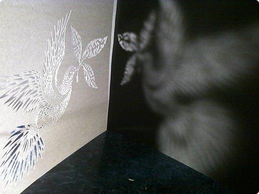 Здравствуйте мои дорогие!!!!! Хочу показать вам еще одну прелестную пташку из работ Lois Corderlia.  Когда я ее увидела, сразу загорелась желанием ее вырезать...  фото 12