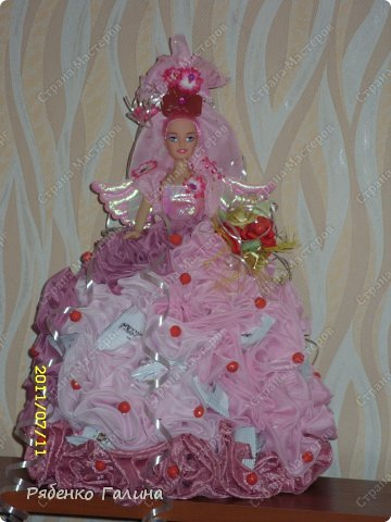 такая конфетная невеста фото 42