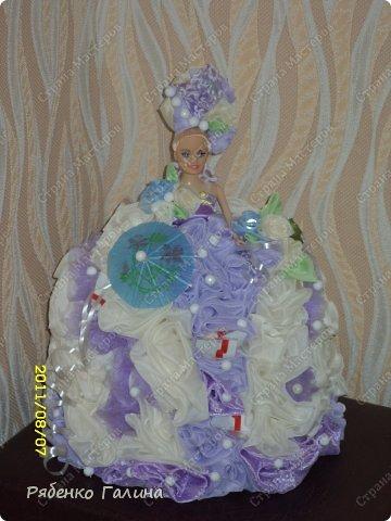 такая конфетная невеста фото 63
