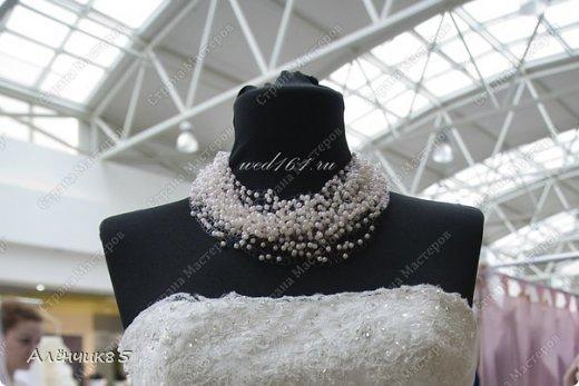 а следующие две воздушки украшали манекены на выставке Свадебный стиль, которая проходила в феврале этого года.