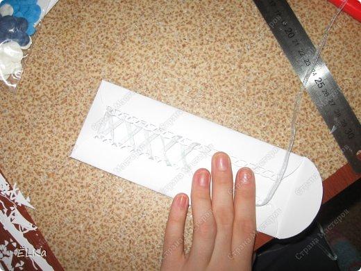Доброго времени суток, дорогие мастера! Всё делаю-делаю я эти конверты-корсеты. И вот наконец-то созрела до МК ) Принимайте! Будем делать вот такой миленький конвертик на свадьбу фото 15