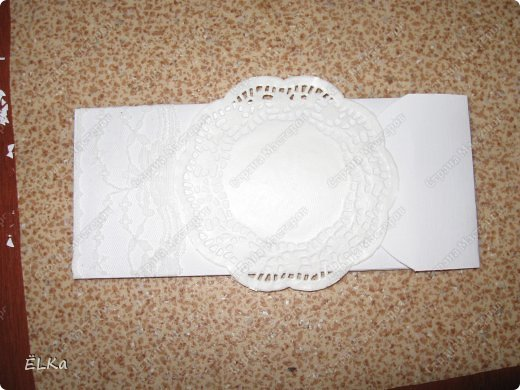 Доброго времени суток, дорогие мастера! Всё делаю-делаю я эти конверты-корсеты. И вот наконец-то созрела до МК ) Принимайте! Будем делать вот такой миленький конвертик на свадьбу фото 17