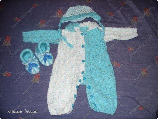 Гардероб Вязание спицами вязаные детские вещи на заказ Пряжа фото 2