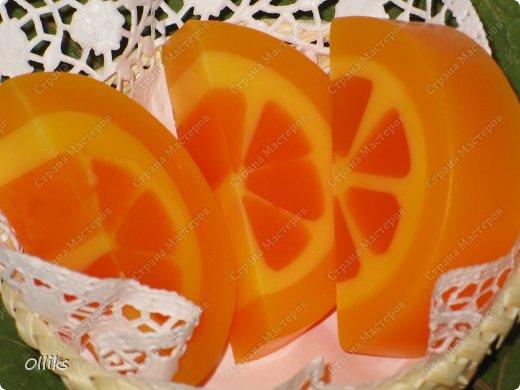 """Мыло """"Мандариновые зайчики"""" и """"Апельсиновые морковки"""". фото 6"""