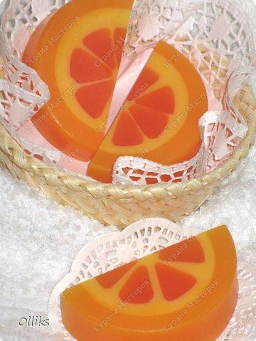 """Мыло """"Мандариновые зайчики"""" и """"Апельсиновые морковки"""". фото 5"""