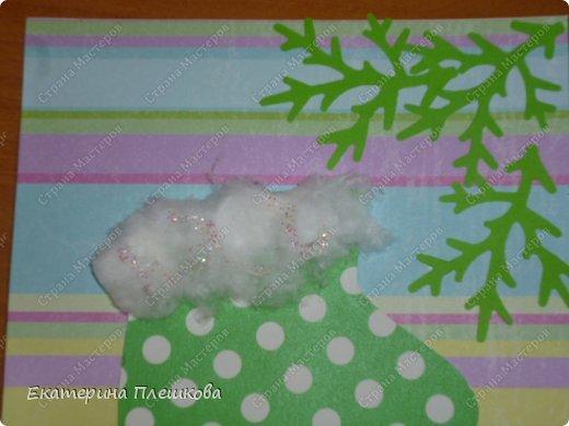 Варежки для Мороза))) фото 4