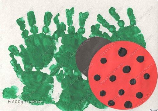 Рисуем ладошками. Седьмая часть. фото 3