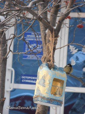 Домик для  пташек и другие разности. ВспоминалкиСоветские.. фото 1