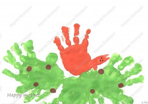 Рисуем ладошками. Седьмая часть. фото 5