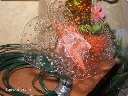 Раньше делал цветы из клея ПВА http://stranamasterov.ru/node/151707 Теперь пришла очередь клея ТИТАН фото 8