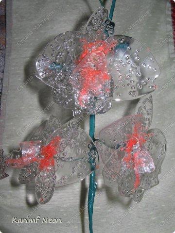 Раньше делал цветы из клея ПВА http://stranamasterov.ru/node/151707 Теперь пришла очередь клея ТИТАН фото 20