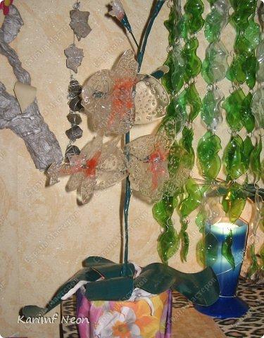 Раньше делал цветы из клея ПВА http://stranamasterov.ru/node/151707 Теперь пришла очередь клея ТИТАН фото 24