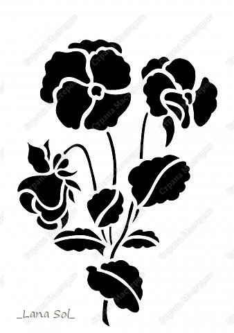 Картина панно рисунок Вырезание Маки Бумага фото 2