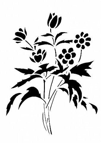 Картина панно рисунок Вырезание Весенний букет Бумага фото 2