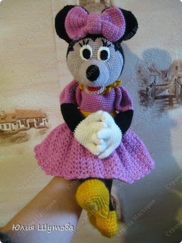 Куклы Вязание крючком Мышка