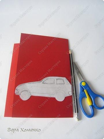 Такие открытки можно сделать с детьми  для пап . фото 2