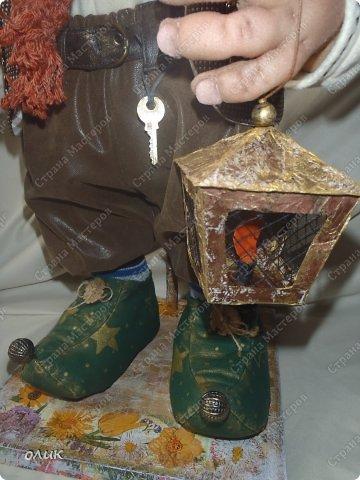 Гномик-изобретатель. фото 8