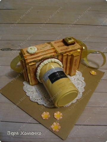 Подарок фотографу,любительнице сладкого на день рождения! фото 2