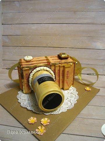 Подарок фотографу,любительнице сладкого на день рождения! фото 1