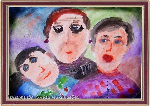 Занимательное рисование для детей 5-7 лет фото 40
