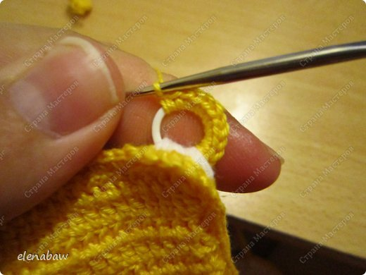 Гардероб Мастер-класс Вязание крючком Обвязка бюстгальтера крючком или верх для летнего платья Пряжа фото 15