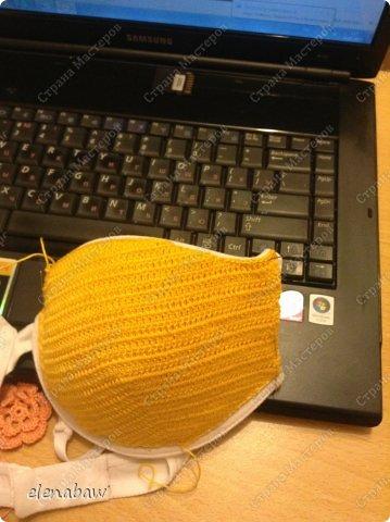 Гардероб Мастер-класс Вязание крючком Обвязка бюстгальтера крючком или верх для летнего платья Пряжа фото 7