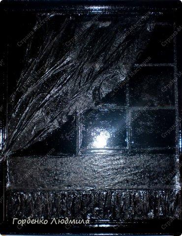 Здравствуйте,жители СМ!Сегодня я к Вам с очередным пуговичным творением!!!Вот такой у меня родился букет из старых пуговиц,бисера и салфеток))) фото 13