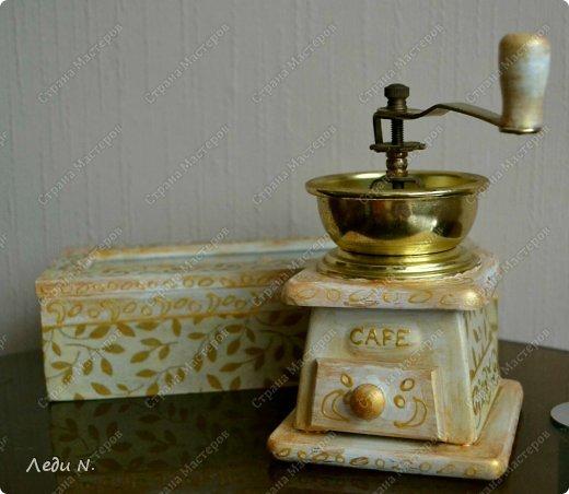 Белое и золотое для чая и кофе фото 9
