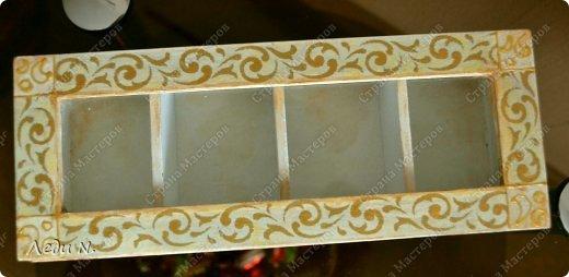 Белое и золотое для чая и кофе фото 6