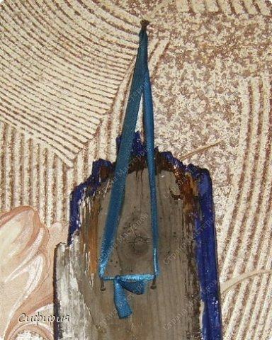 Картина панно рисунок Мастер-класс Декупаж Моделирование Роспись Камни - камушки  все в дело Гуашь Дерево Клей Крупа Материал бросовый Материал природный Тесто соленое фото 9
